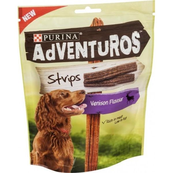 Purina Pro Plan Adventuros Strips