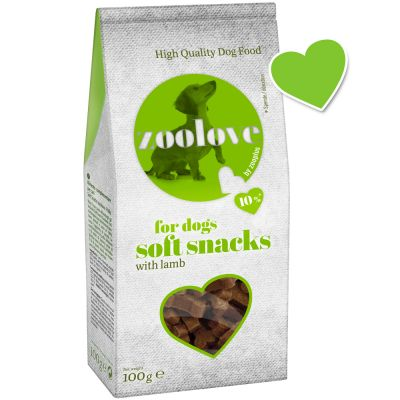 Zoolove Soft Snacks for Hundar