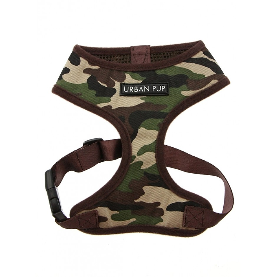 Urban Pup Camouflage Harness