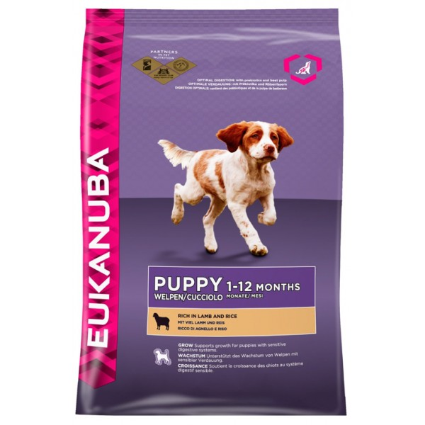 Eukanuba Puppy Lamb Rice