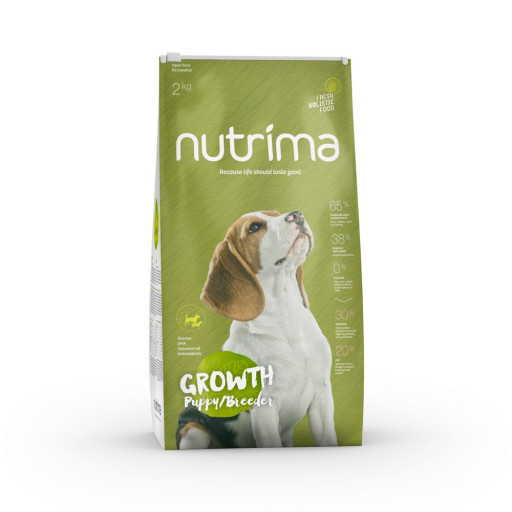 Nutrima Growth Puppy Breeder