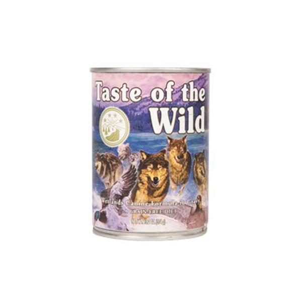Taste of the Wild Wetlands Canine Formula Vatfoder