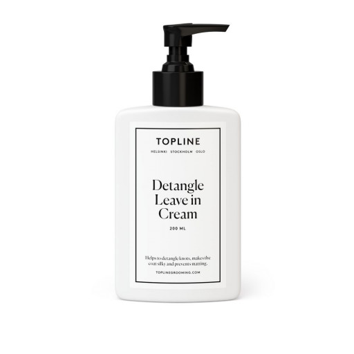 Topline Detangle Leave In Cream