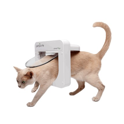 Pet Porte Kattlucka Chip