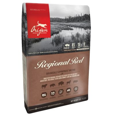Orijen Regional Red Adult Dry Dog Food Hundfoder