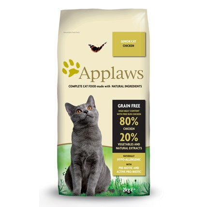 Applaws Kattfoder Adult Chicken Senior