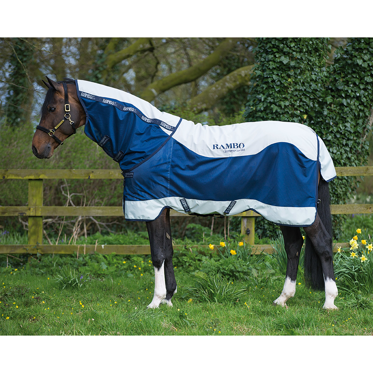 Horseware Rambo Summer Series Utegangstacke