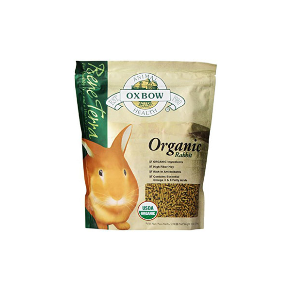 Oxbow Animal Health Bene Terra Organic Adult