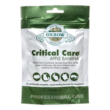 Oxbow Animal Health Critical Care