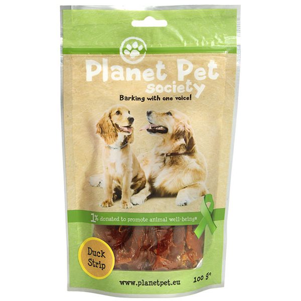 Planet Pet Duck Strips