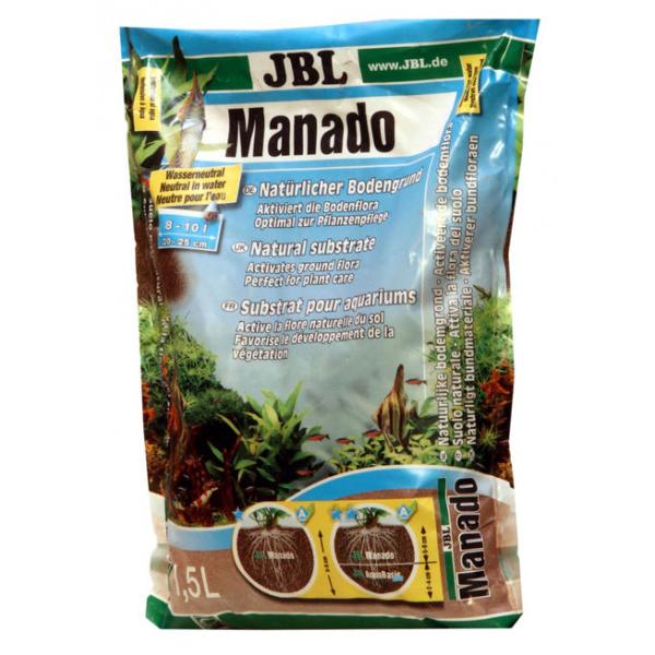 JBL Akvariegrus Manado